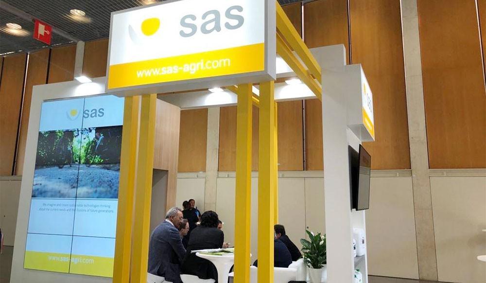 SAS biotech en el IV Biostimulants World Congress
