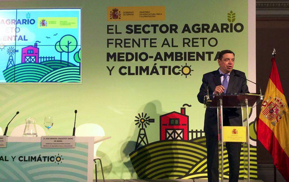 El sector agrario frente al reto medioambiental y climático