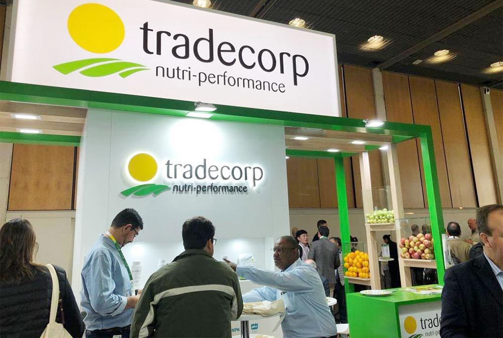 Tradecorp biotech en el IV Biostimulants World Congress