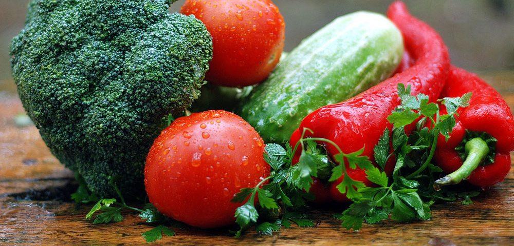 Verduras ecológicas